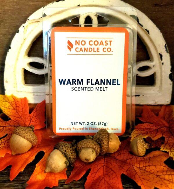 Warm Flannel Wax Melt