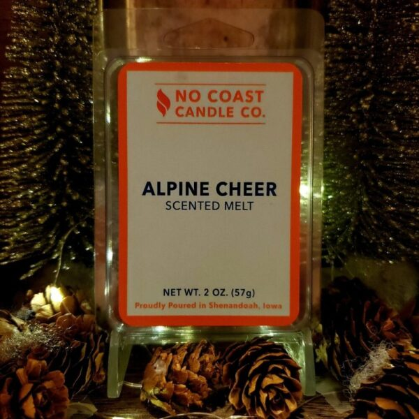 Alpine Cheer Wax Melt