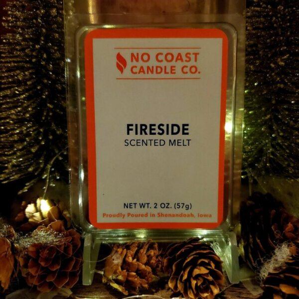 Fireside Wax Melt
