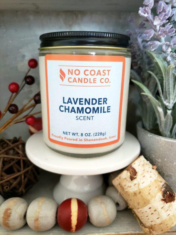 Lavender Chamomile Candle