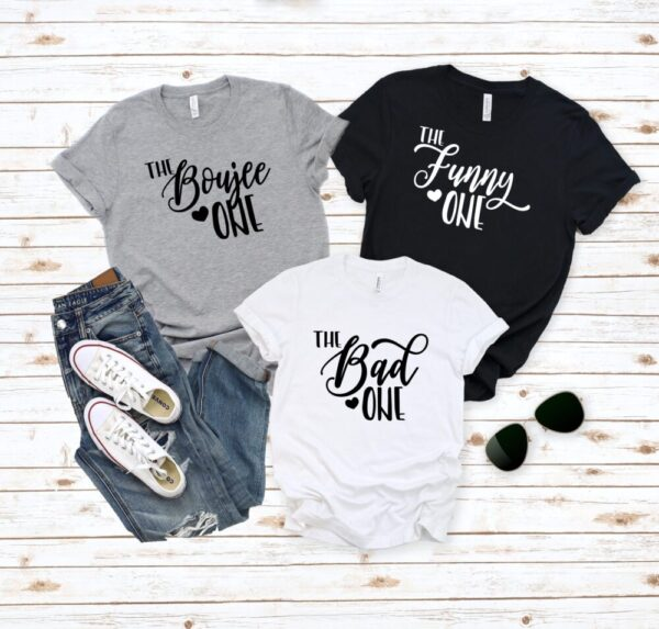 Funny Girls Trip Personality Tees