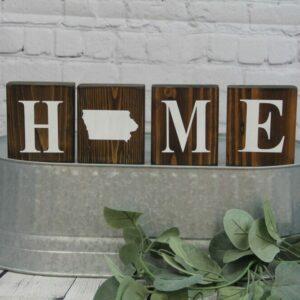 Home Iowa Farmhouse Blocks