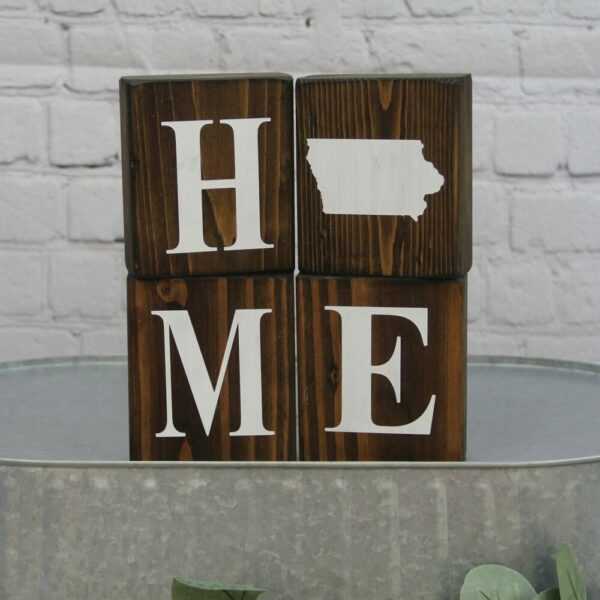Home Iowa Farmhouse Blocks