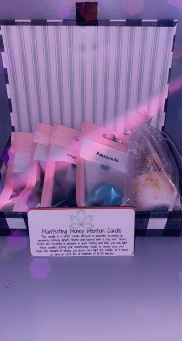 Manifesting Crystal Boxes