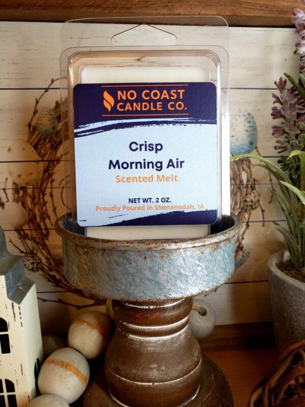 Crisp Morning Air Wax Melt