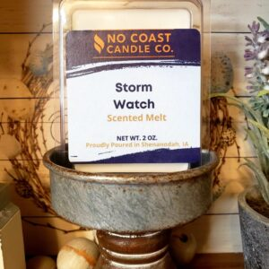 Storm Watch Wax Melt