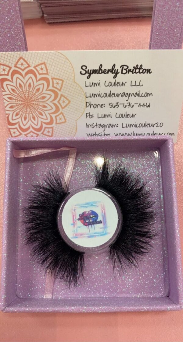 Lumi Lashed Out
