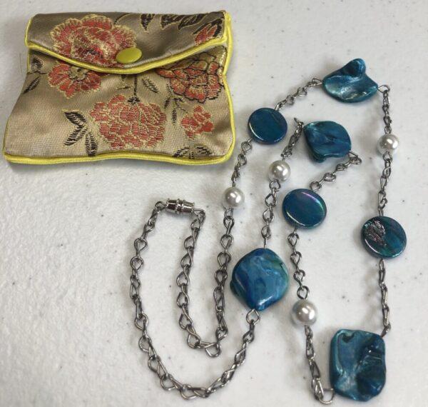 Handmade beach theme necklace