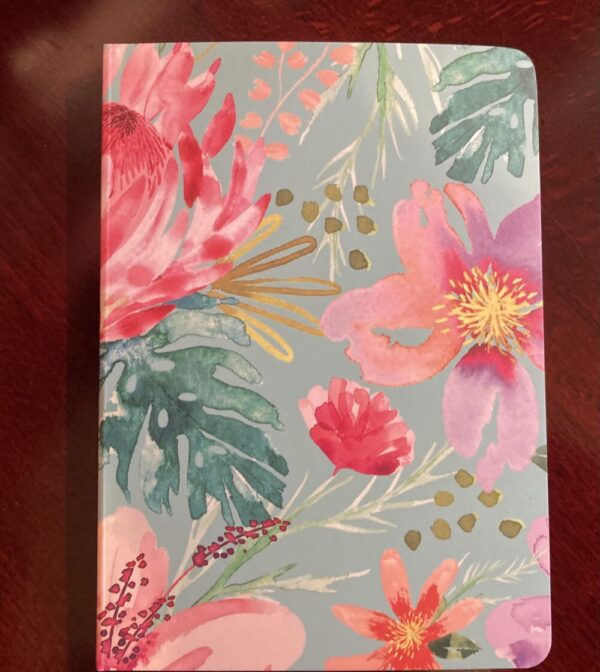 Spring Floral Journals and Pens