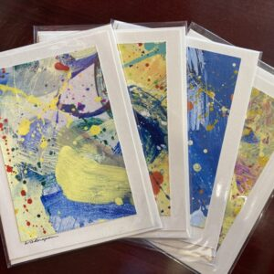Original Art and Greeting Cards by Stan Wiederspan