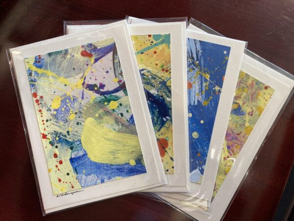 Original Art and Greeting Cards by Stan Wiederspan
