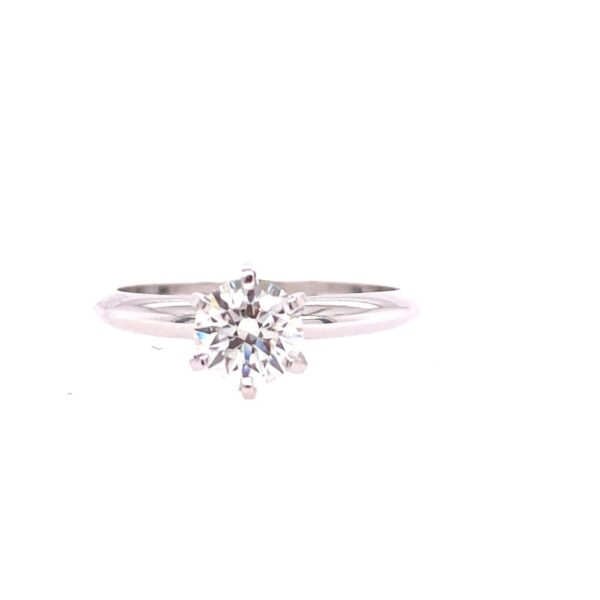 Nelson Limited Solitaire Diamond Engagement Ring