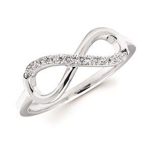 Ostbye Infinity Ring