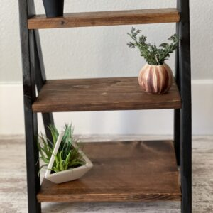 Tiered Tray Shelf