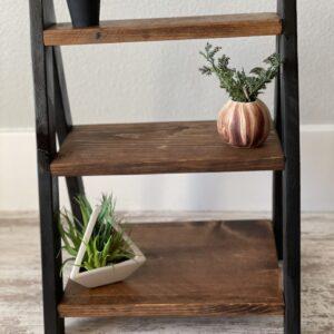 Tiered Tray Shelf