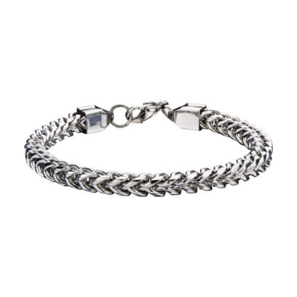 Inox Stainless Steel Chain Bracelet