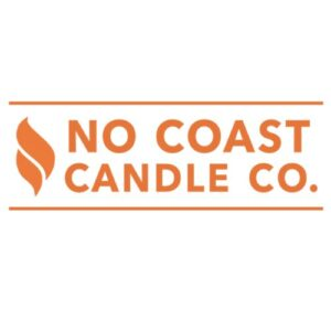 logo for No Coast Candle