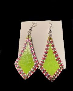 Neon Fix Earrings