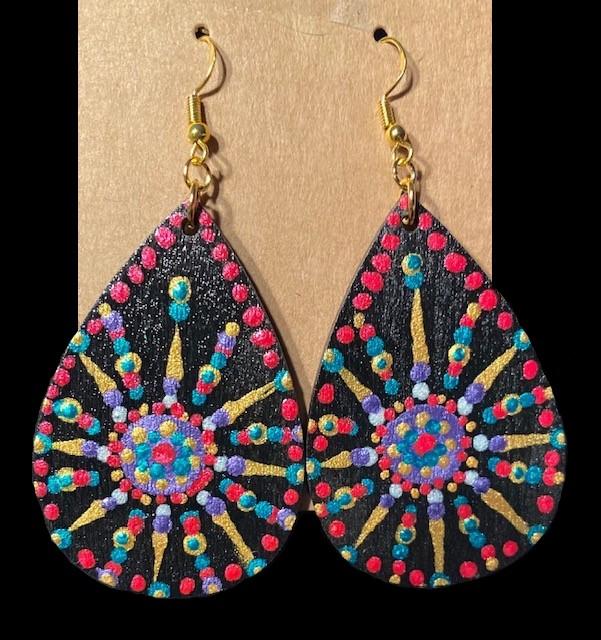 Color Me Boho Earrings