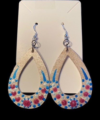 Red, White, and Blue All Year Long Earrings