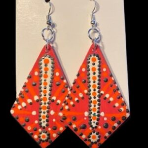 Exclamation Point! Earrings