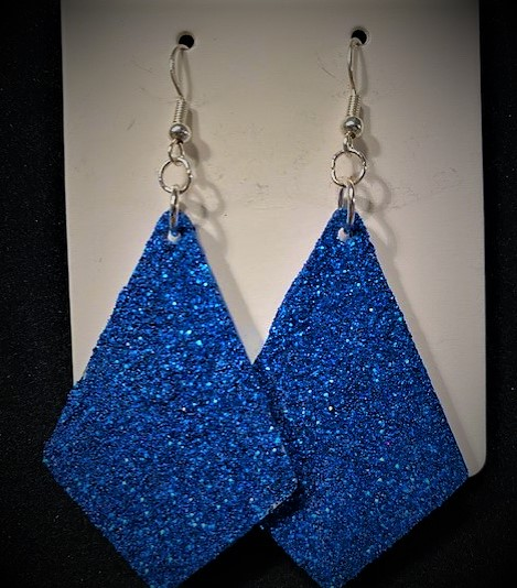 All About the Blues Earrings