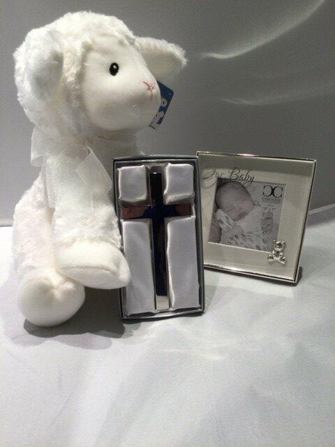 Baby Baptism Gift Set