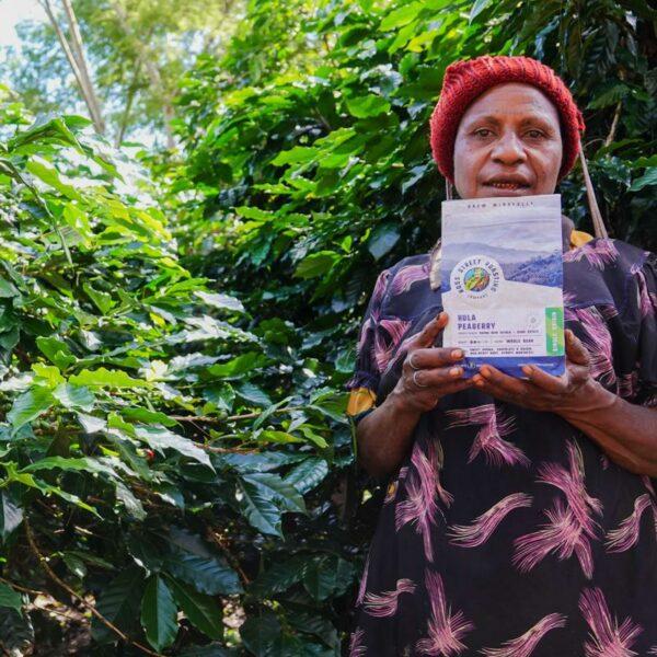 Kula Peaberry – Papua New Guinea Light-Medium Roast Relationship Coffee