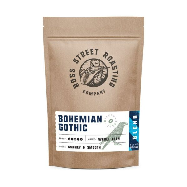 Bohemian Gothic – Dark Roast Coffee Blend