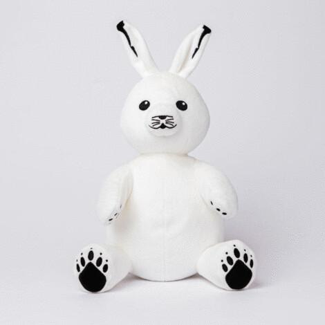Sustain Animals- Annik the Arctic Hare