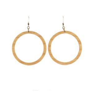 Encirlce Hoop Earrings