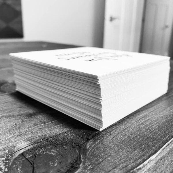 Inspirational SMACK message cards – the {teacher} pack