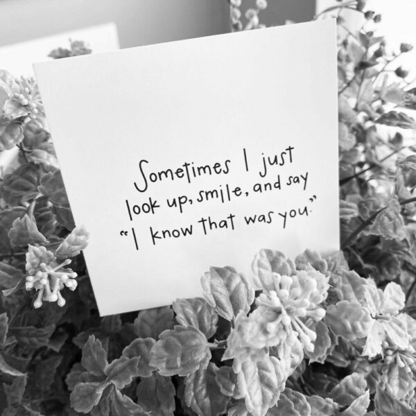 Inspirational SMACK message cards – the {grief} pack