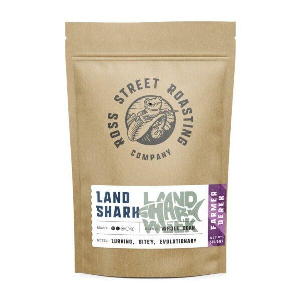 Land Shark Coffee – Lurking, Bitey, Evolutionary Light Roast