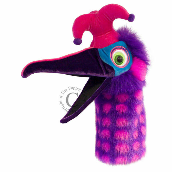 Snapper Hand Puppet- Dazzle