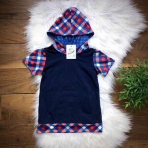 americana plaid shirt