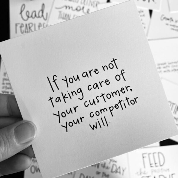 Inspirational SMACK message cards – the {work} pack