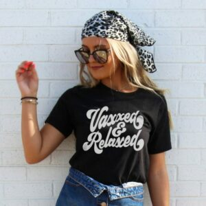 Vaxed and Relaxed Tee
