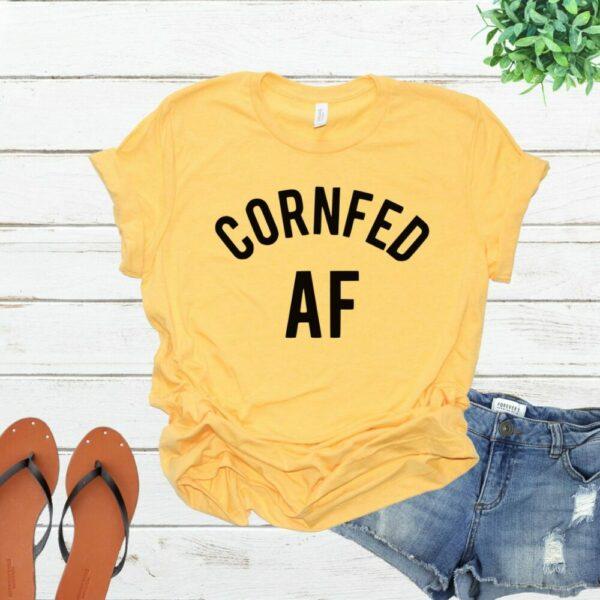 Cornfed AF Tee