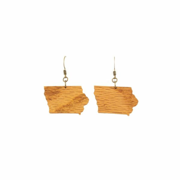 Iowa Heritage Earrings