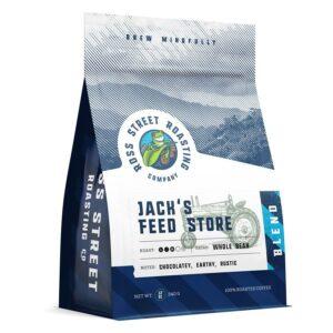 Jack's Feed Store – Medium Roast Coffee Blend
