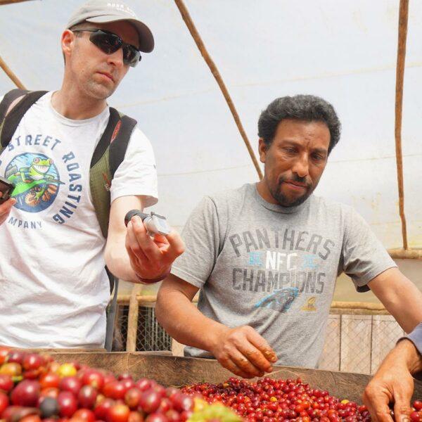 Divine Inspiration – Nicaraguan Light-Medium Roast Relationship Coffee