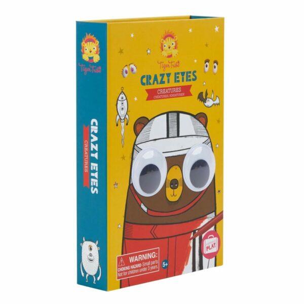 Crazy Eyes Craft Kit