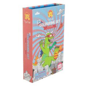 Sci-Fy Fun Coloring Craft Kit