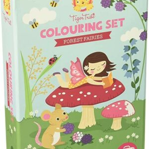Forest Fairies Coloring Craft Kit