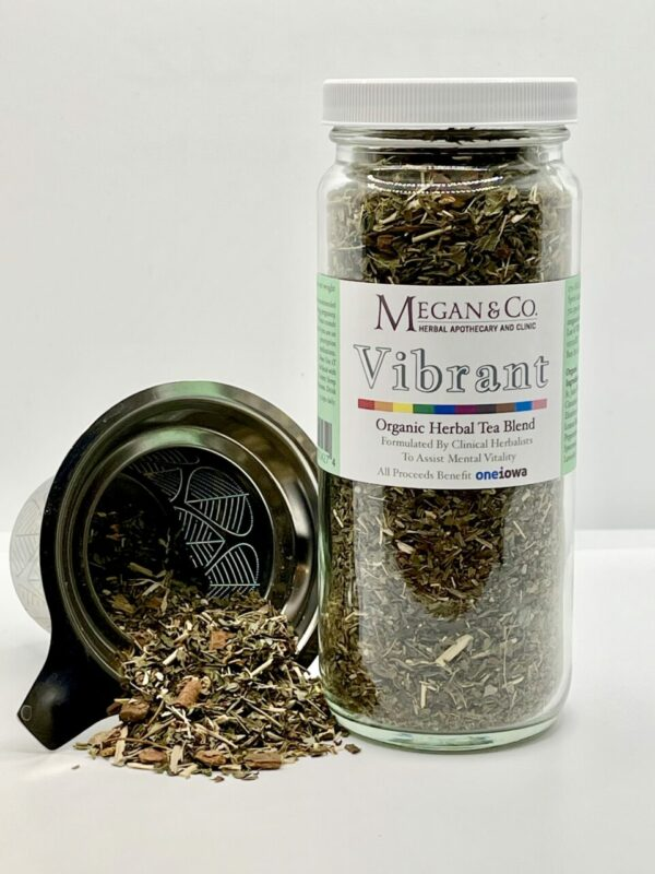 Vibrant Organic Herbal Tea