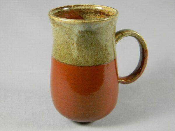 Hand Crafted Gnome Mug (Brown)