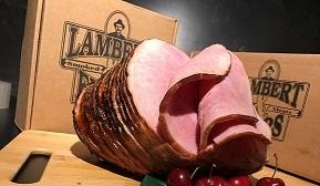 Lambert & Ewers Spiral Sliced Half Ham