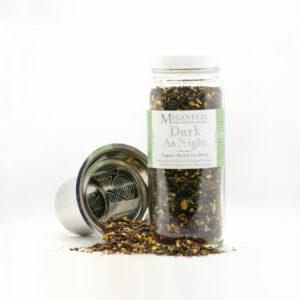 Dark As Night Herbal Tea Blend