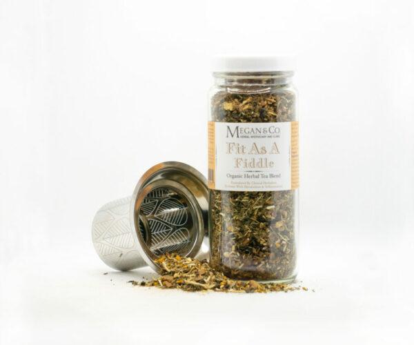 Fit As Fiddle Herbal Tea